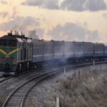 Locomotives for the Silk Road